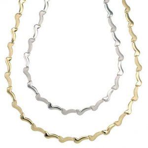 Ogrlica zlatna 35-P