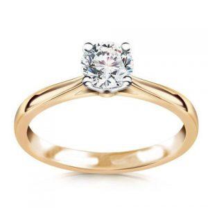 ZLATNI prsten R- 44