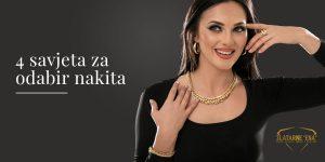 4 savjeta za odabir nakita