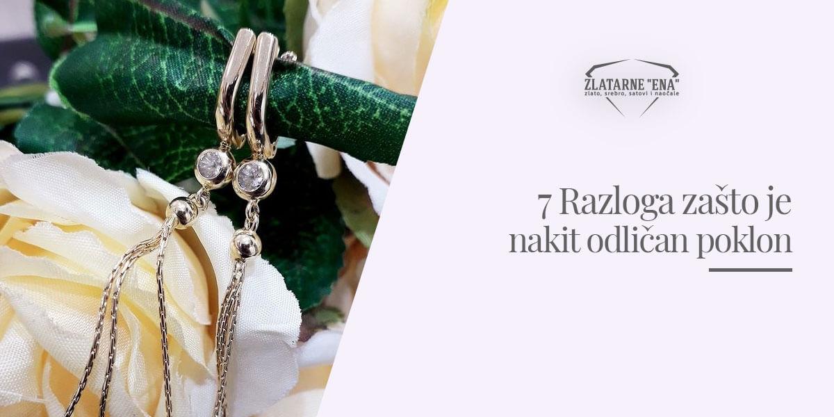 7 Razloga zašto je nakit odličan poklon
