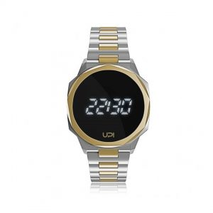 UP! WATCH ICON SILVER GOLD
