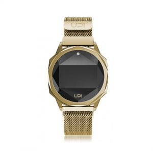 UP! WATCH ICONIC GOLD/WHITE-9