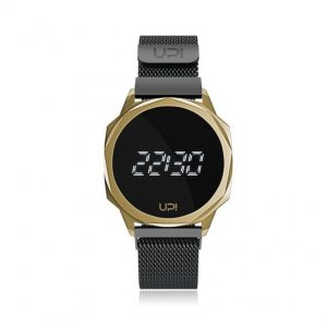 UP! WATCH ICON GOLD & BLACK