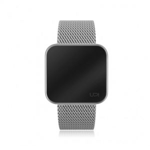 UP! WATCH TOUCH SLIM SILVER