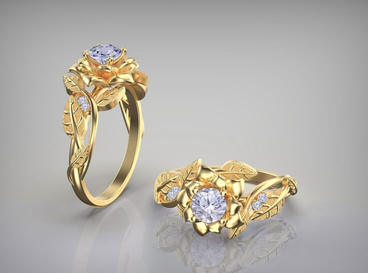 Kako kupiti prstenje za sebe